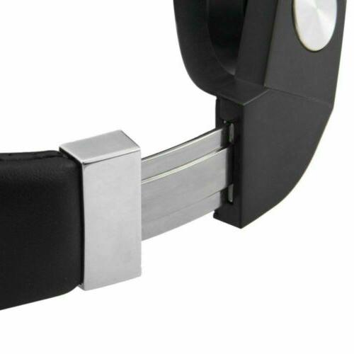 Bluetooth Wireless Headphones Ear Foldable Cancelling Headset