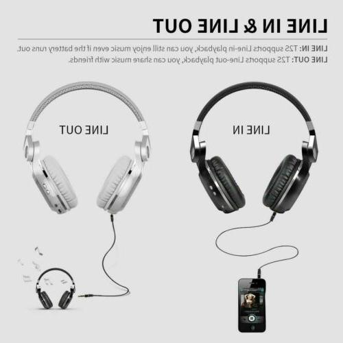 Bluetooth Headphones Ear Stereo Cancelling