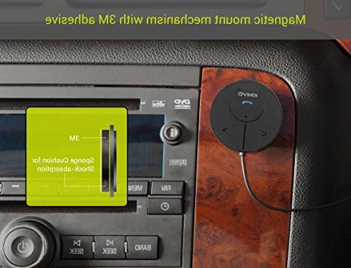Kinivo Car with -with Magnetic Port USB Multi-Point Connectivity