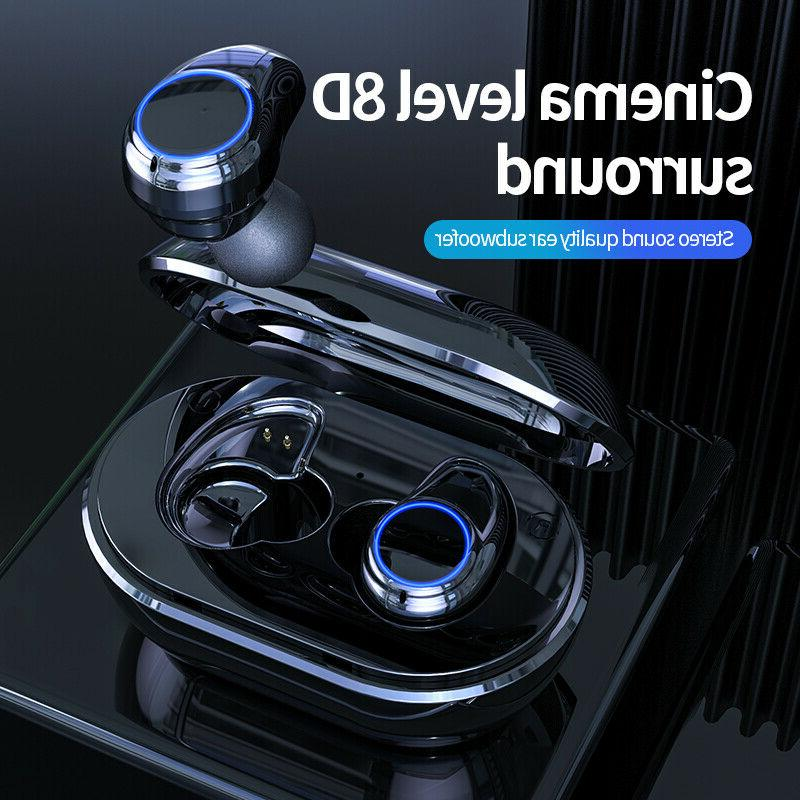 Dual Bluetooth Earphones For Android Universal Phone Models