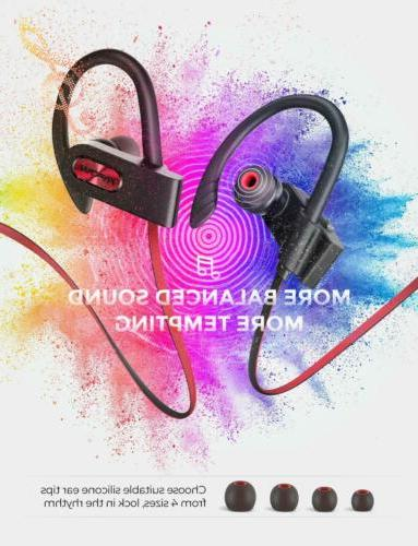 Mpow Updated Flame2 Wireless Bluetooth 5.0 Headphones  Heads