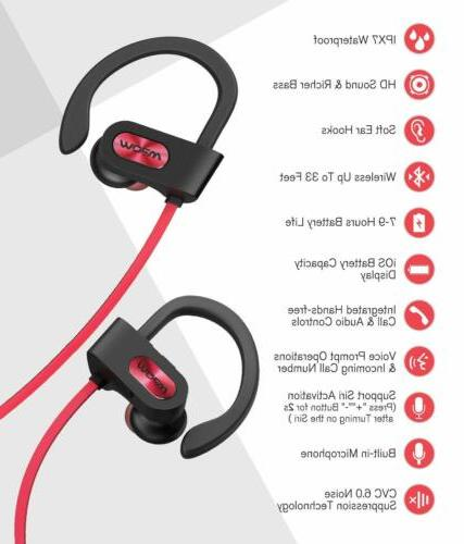 Mpow Flame/2 Earbuds Sports Stereo Headset