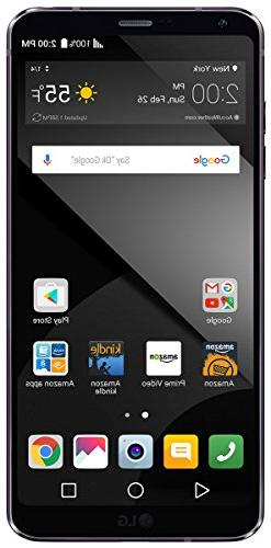 LG G6+ - 128 GB - Unlocked  - Black - Prime Exclusive - with