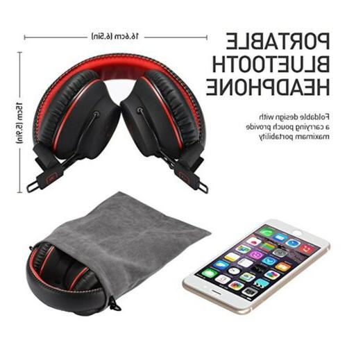 MPOW H1 Upgrade Headphone Foldable