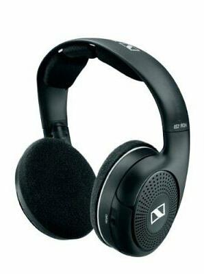 hdr 120 additional wireless headphones black hdr120