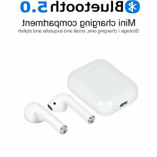 i12 TWS Earbuds Headphones For iphone