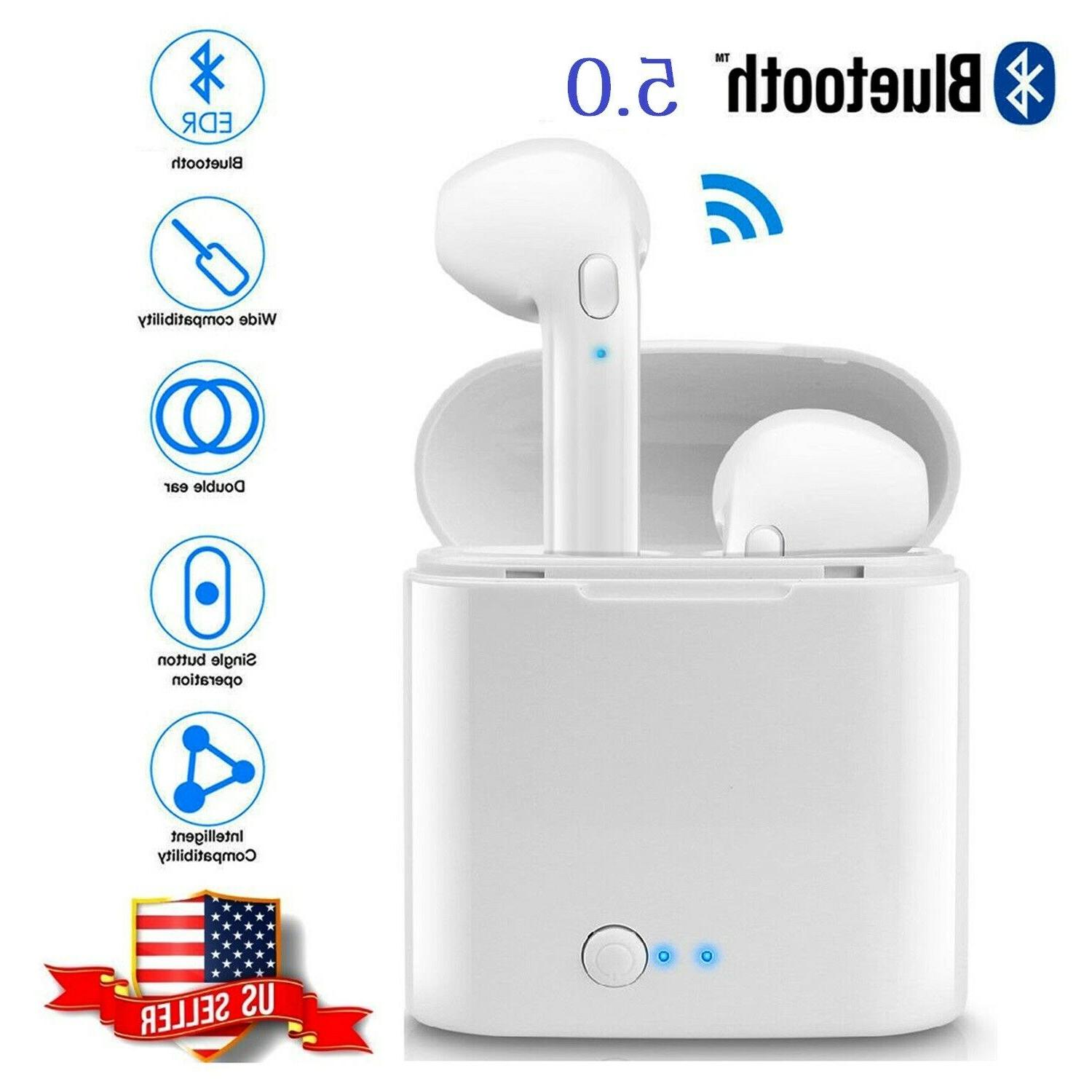 i7s tws bluetooth 5 0 headphones earphones