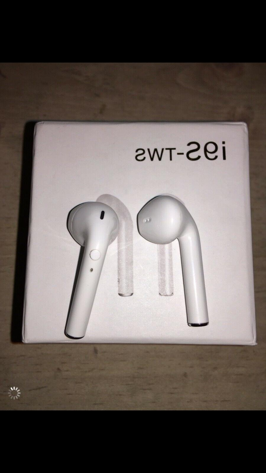 knock off airpods wireless earbuds white