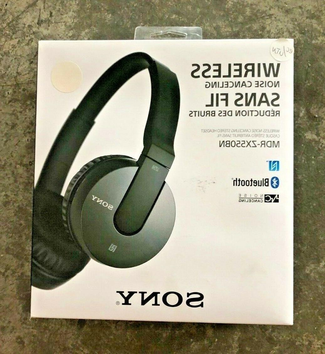 Sony MDR-ZX55OBN Cancelling