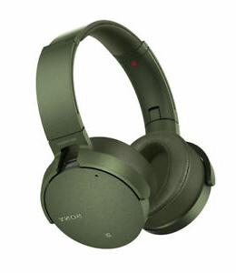 mdrx950ng green noise cancel xtra bass b