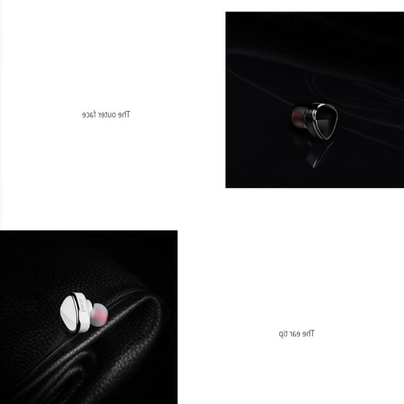 Hoco Stereo Headset Earphone Earbud Headphone