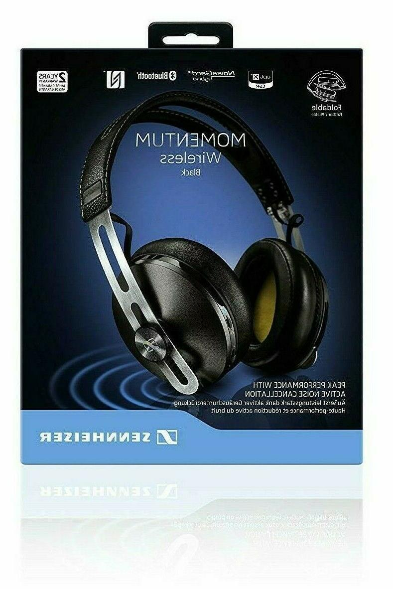 Sennheiser Momentum 2 Bluetooth Headphones Black