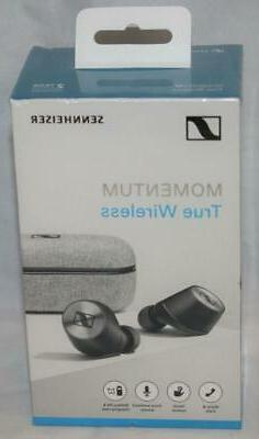 Sennheiser - Momentum True Wireless - Bluetooth 5.0 - In-Ear