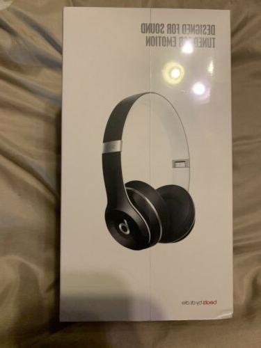NEW Dre Wired On Ear Black
