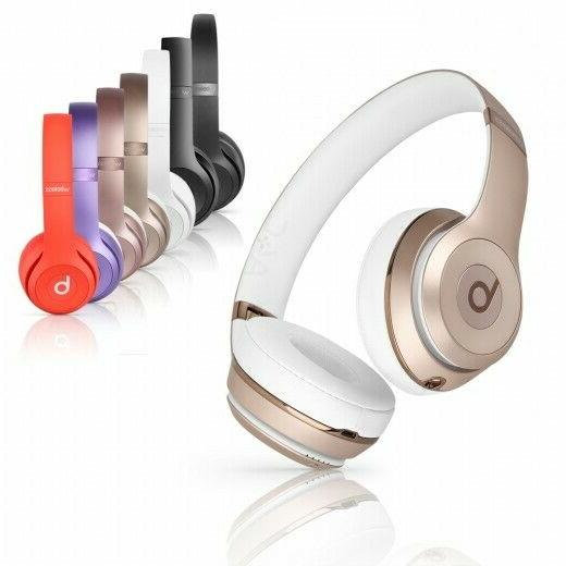 New Beats Solo3 On-Ear-HeadPhones Special Silver - - Gloss