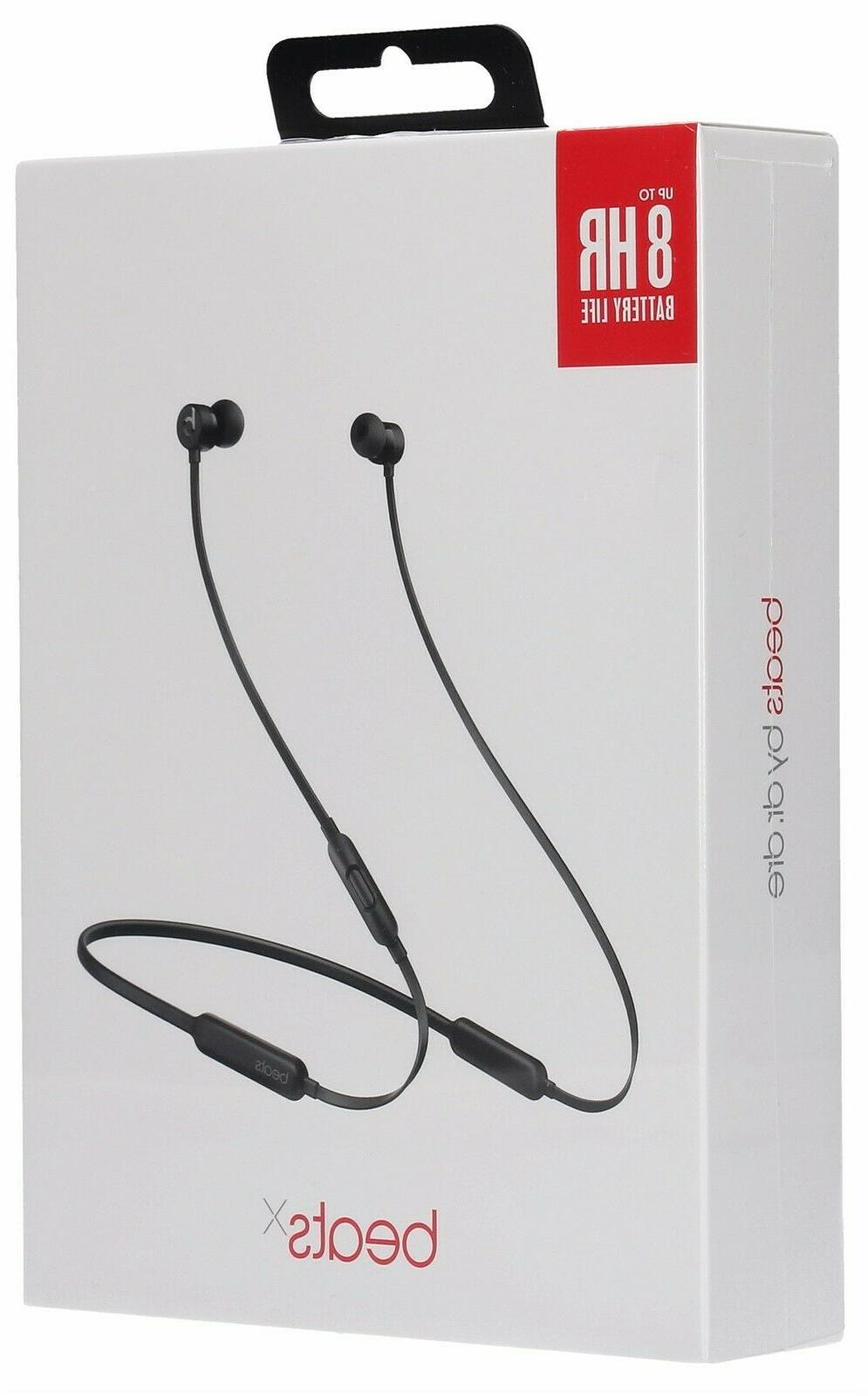 New Sealed Beats Dr. In Ear Bluetooth Black