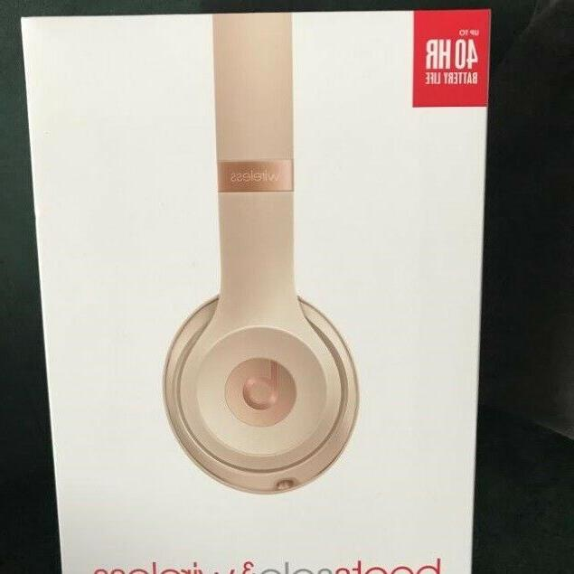 New Wireless On-Ear-HeadPhones Pick Color Authentic