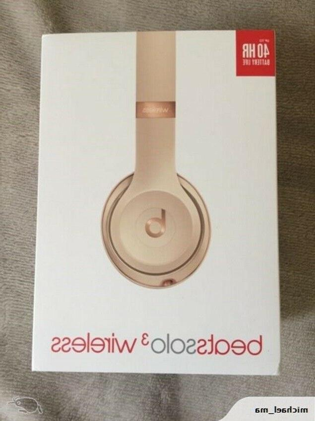New Sealed Wireless Color Authentic