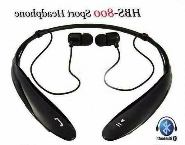 new wireless bluetooth music headset with up
