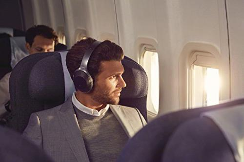 Sony Cancelling Headphones WH1000XM2: Bluetooth with Microphone - Res and Active -
