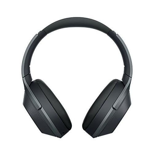Sony Cancelling WH1000XM2: Bluetooth Headphones - Res and Active - Black
