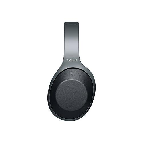 Sony Noise Cancelling WH1000XM2: Ear Bluetooth - and Sound Cancellation - Black