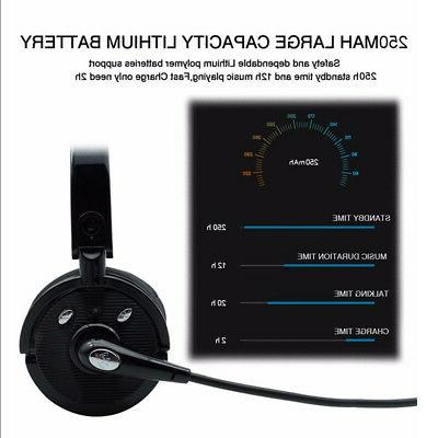 Over Stereo Headset