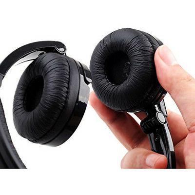 Over the Stereo Wireless Headphones Gaming Headset Boom