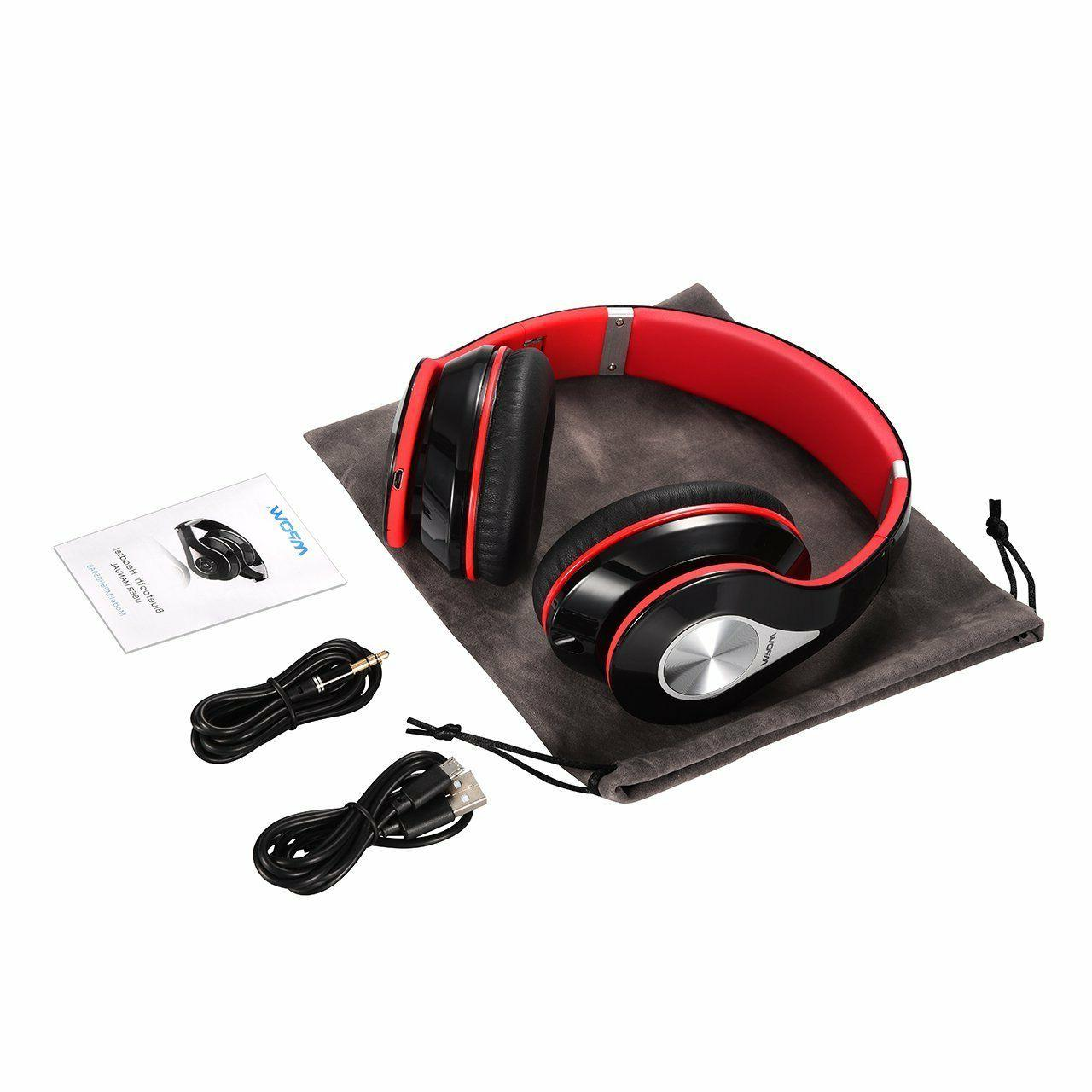 Mpow OverEar Bluetooth Earmuffs for PC/Cell/TV