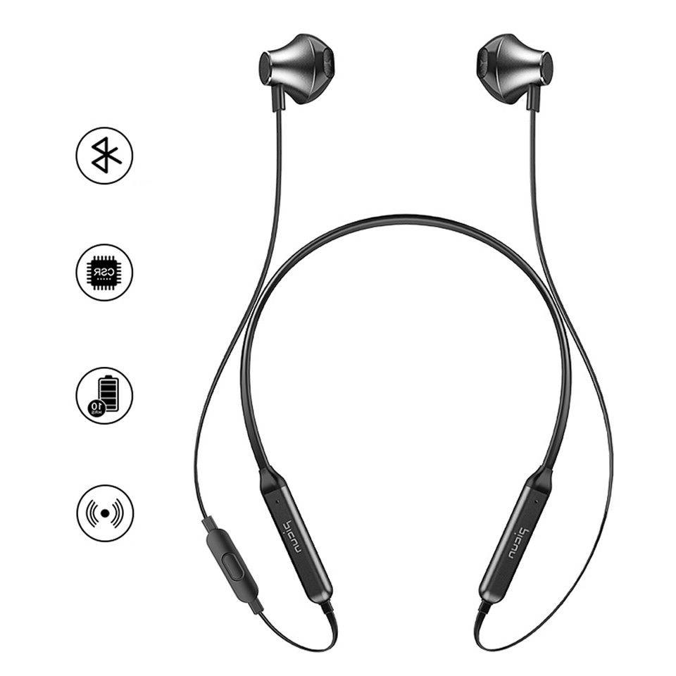 Picun H12 Magnet Sport Running Headphone Wireless Bluetooth