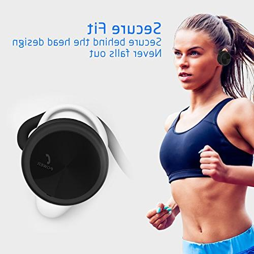 BESIGN Bluetooth 4.1 Headphones, Wireless Stereo Sports with Mic for Wireless and Hands-Free to Music time