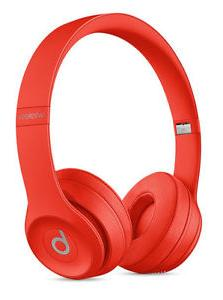 NEW Dre SOLO Headphones RED Edition