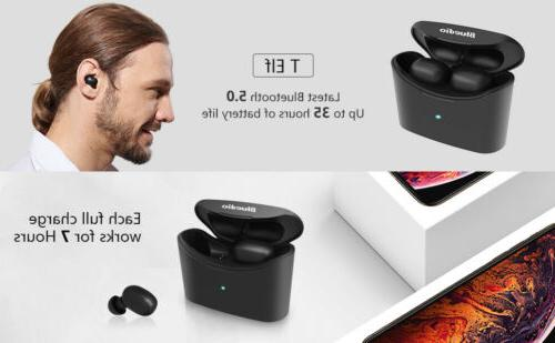 Bluetooth 5.0 Earphones with