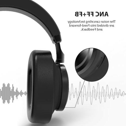 Bluedio Bluetooth Wireless Noise Cancelling Stereo Headsets