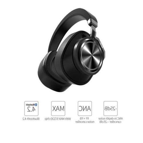 Bluedio T6 Bluetooth Wireless Noise Cancelling Stereo