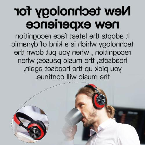 Bluedio ANC Wireless Headset with recognition