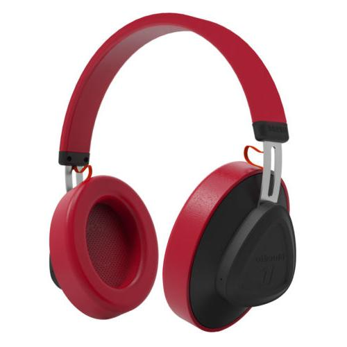 Bluedio Headset Stereo Red