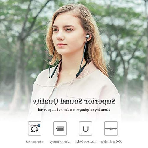 Bluedio TN Noise Cancelling Bluetooth Headsets with Mic