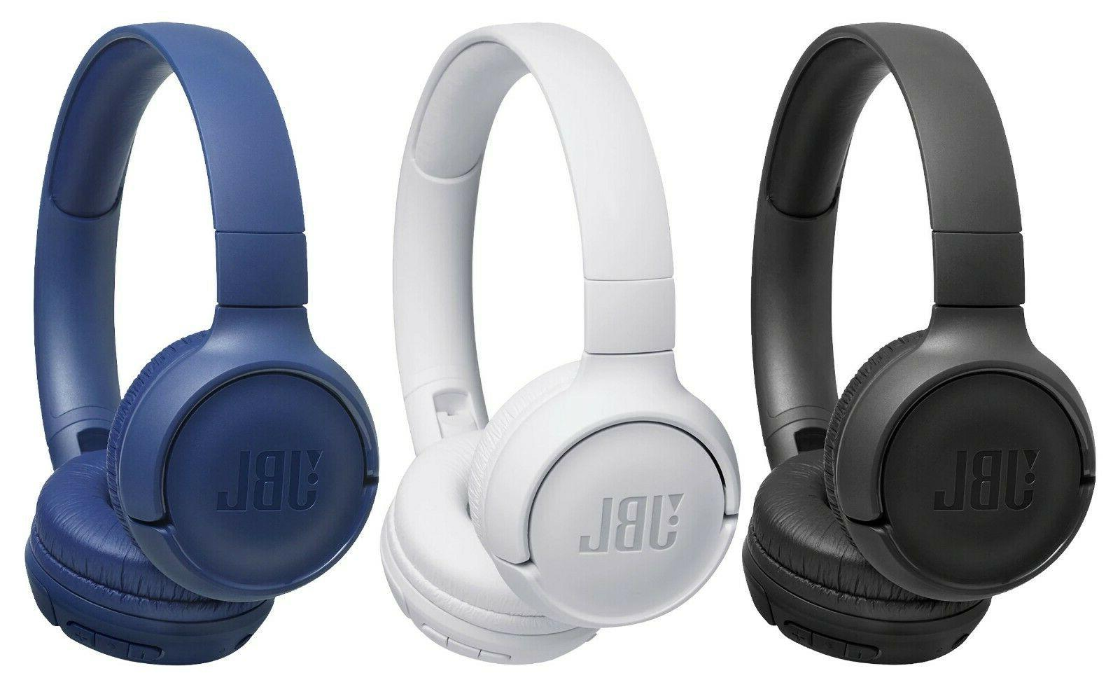 JBL LIVE Bluetooth On-Ear Built-in Microphone
