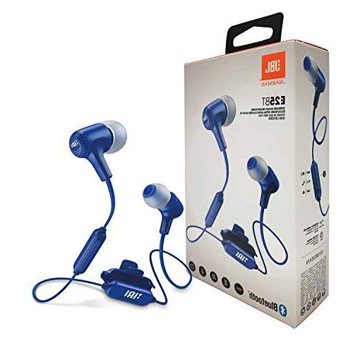 JBL Wireless Bluetooth Headset Button Siri Google Charger and