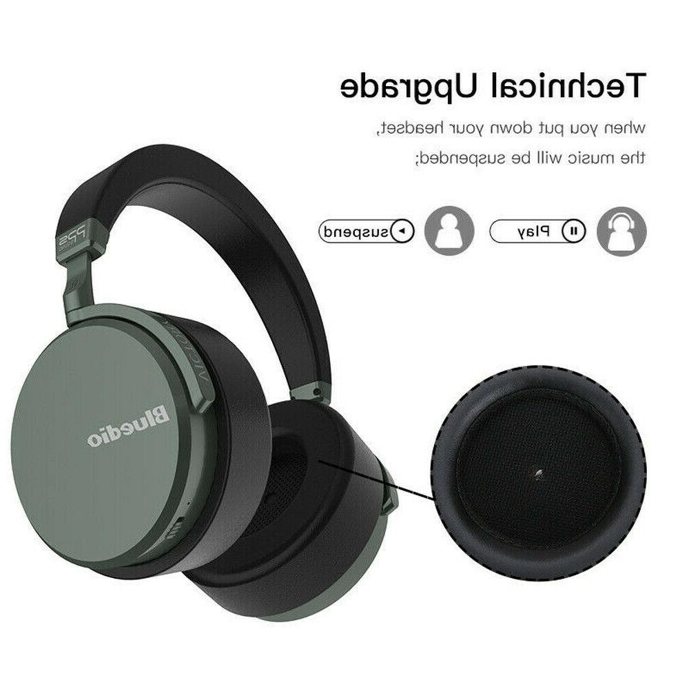 Bluedio Bluetooth Over Headset PPS12
