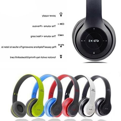 Bluetooth Ear Stereo Cancelling