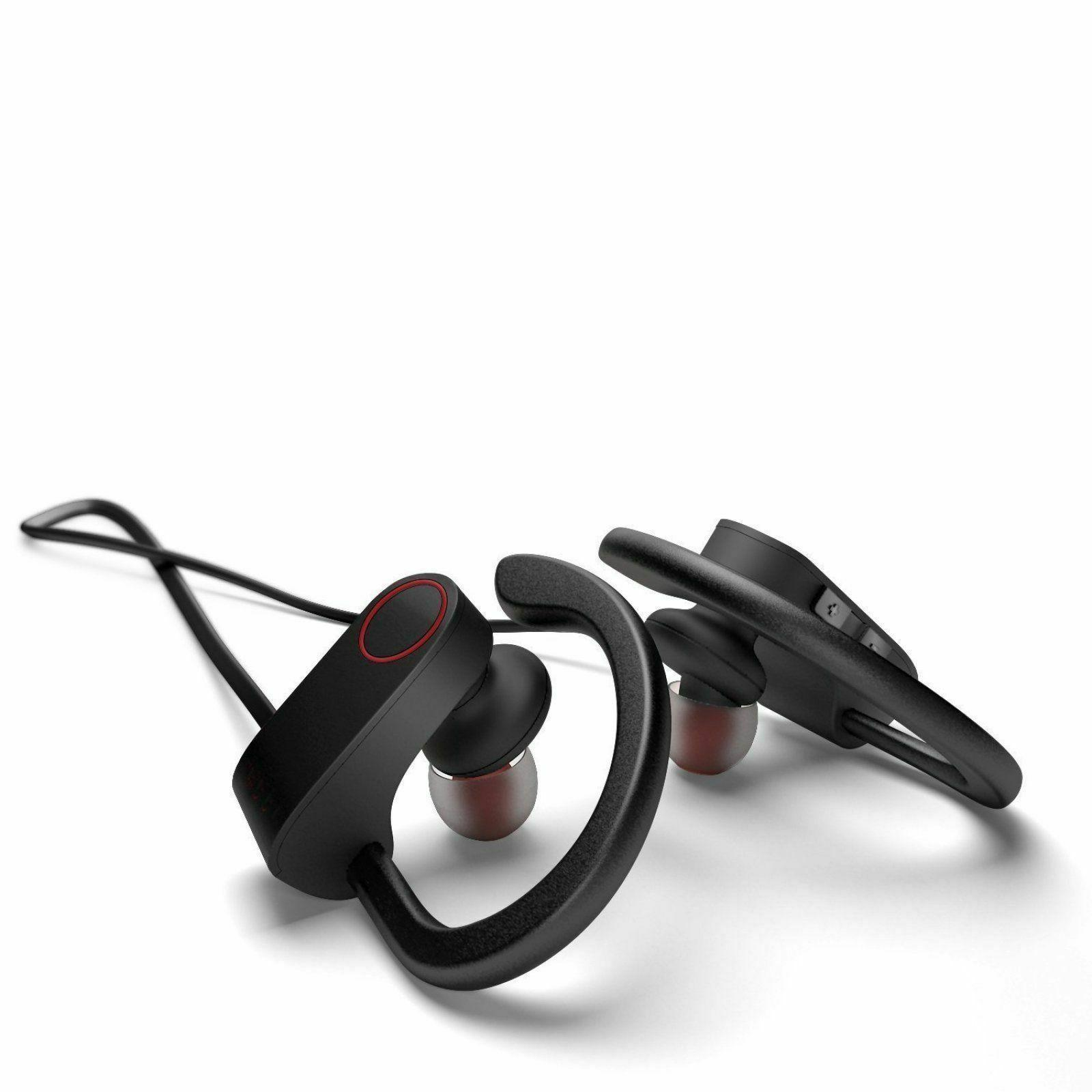 Waterproof Bluetooth Earbuds Sports Wireless Ear Headset