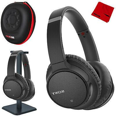 Sony WH-CH700N Wireless Noise Canceling Headphones with Case