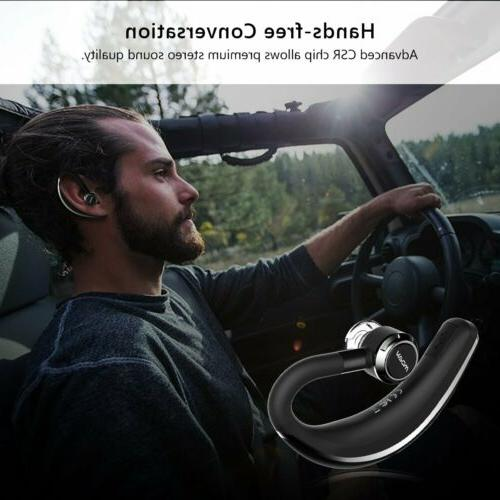 Mpow Bluetooth Headset Stereo Mic Android