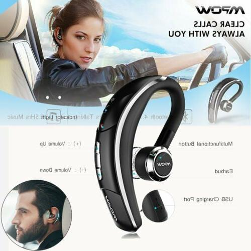 Mpow Wireless Ear-Hook Mic