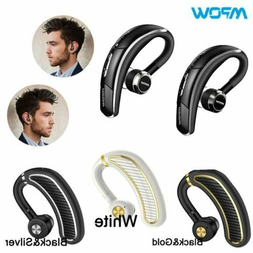 Mpow Bluetooth Drving Ear-Hook Mic