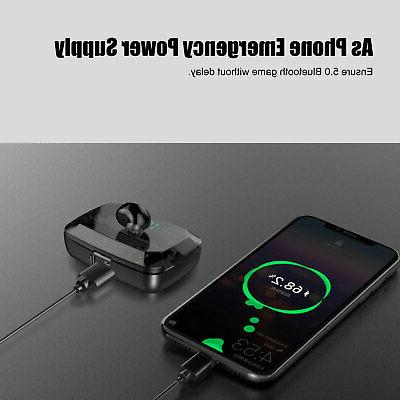 Bluetooth TWS Stereo Earbuds