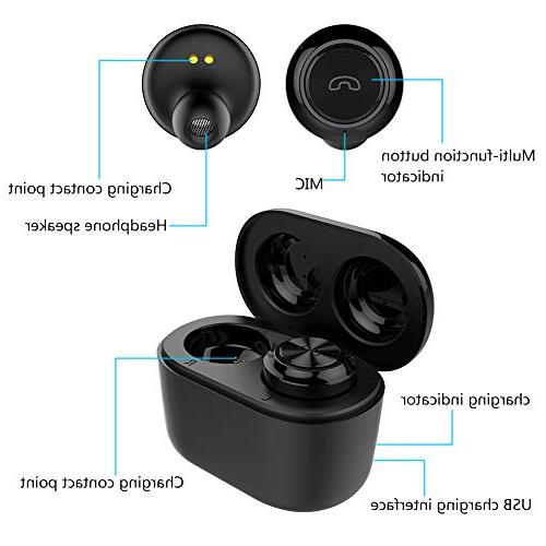 Wireless E18 Latest Bluetooth Wireless Bluetooth Headphones Playtime Sound Portable Charging Magnetic Headset