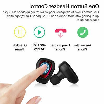 Wireless Bluetooth Headphones For Samsung Galaxy S10